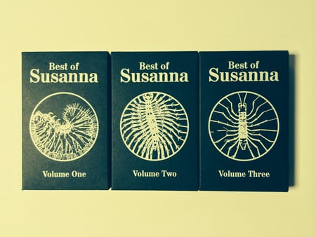 Best Of Susanna Vol.One-Two-Three SPECIAL OFFER!